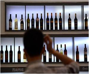 Red Wine: Chinese Outdrink French