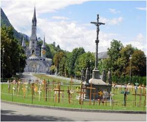 200 Evacuated After Flash Floods While Lourdes Was Closed