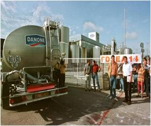 Danone Staff's Complaint on English Upheld by French