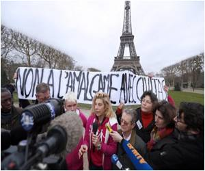 France: Massive Anti Gay Marriage Protest