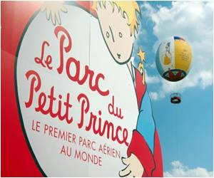 Theme Park in France Recreates 'Little Prince' Universe