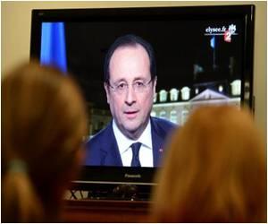 Francois Hollande Vows 'intransigence' on Racism