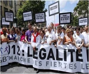 Landmark Gay Marriage Law Adopted By French Parliament