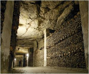 Airbnb Offers Scary Night in Paris Catacombs for Halloween