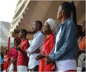 African Catholics Say a Rhythmic 'Amen'