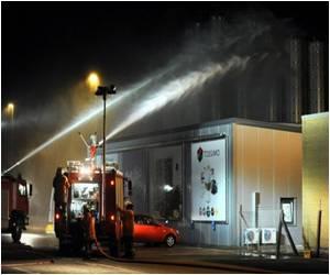 Kraft Foods Leak: 1,400 Evacuated in Germany