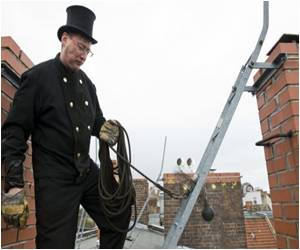 Trying Their Luck in The Free Market Are Germany's Fabled Chimney Sweeps
