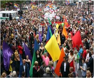 Huge Crowds for Berlin Gay Pride After US Ruling Legalizing Same Sex Marriage