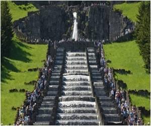 Making A Splash On UNESCO List Is German Baroque Water Park