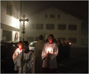 German Catholic Church Decrees No Sacraments If Tax Is Not Payed