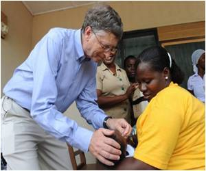 Bill Gates Visits West Africa