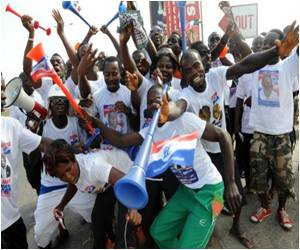 Plan for Free Education Used To Woo Ghana Voters