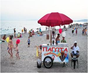 Revival in Tourism Provides Much Needed Boost to Struggling Greek Economy