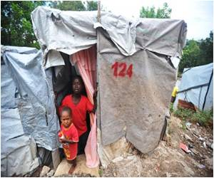 Haitians Still Live in Tents 4 Years After the Devastating Earthquake