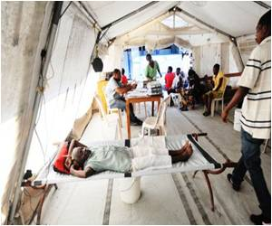 Major Cholera Appeal for Haiti Launched