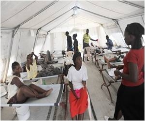Haiti Cholera Damages Claim Rejected By UN