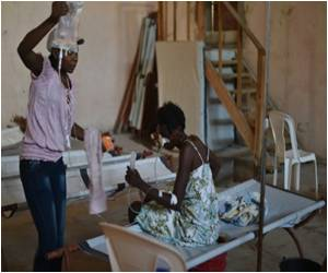 Haitians Fight The Losing Battle Against Cholera Epidemic