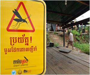 Drug-resistant Malaria Spreading in Asia
