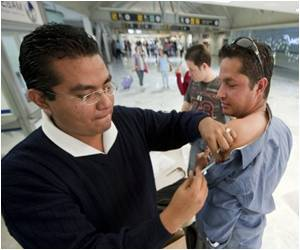 Measles Contagious on Planes: Study