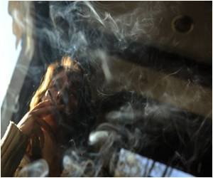 Secondhand Smoke Linked to Signs of Heart Disease