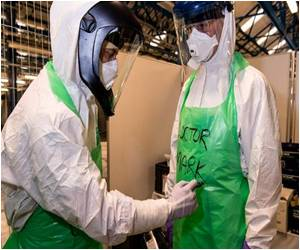 UK Tests Readiness for Ebola