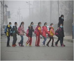 More than 5.5 Million Die from Air Pollution Each Year, Mainly in China, India