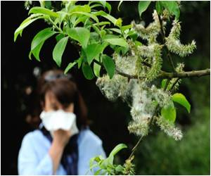 Climate Change to Double the Risk of Hay Fever