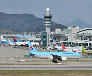 Airline Tax Deployed by South Korea in AIDS, TB, Malaria Battle