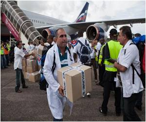 Relations With US Show Signs of Improvement With Cuban Response to Ebola Outbreak