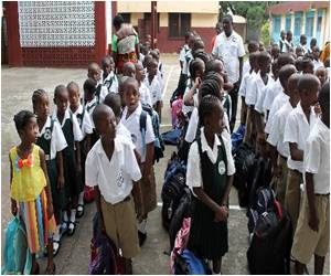 Schools Reopen in Liberia as New Ebola cases on the Decline