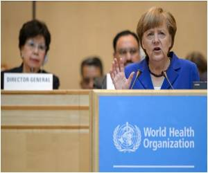 Countries Must Take Steps to Curb Problem of Antibiotic Resistance: Angela Merkel