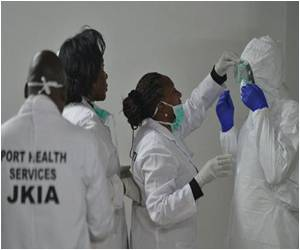Ebola Vigilance Required Before Christmas: Red Cross