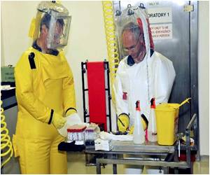 South African Disease Lab at the Forefront in Fight Against Ebola Menace