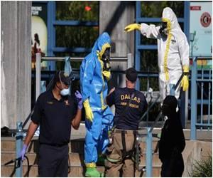 Ebola Preparation by US Radiology Departments