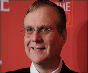 Microsoft Co-Founder Allen Donates $100 Million for Ebola Fight
