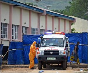 Treatment in US for Ebola-Infected Doctor from Sierra Leone