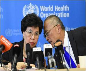 WHO Hosts a Meeting on Experimental Ebola Drug Use