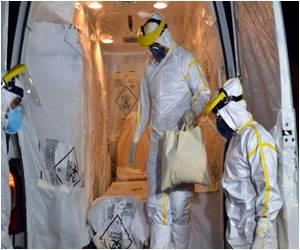 No Ebola Found in Quarantined Guinean Man: Brazil