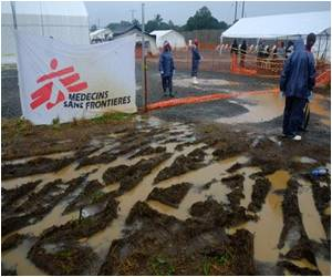 Ebola Virus Caught by French MSF Volunteer in Liberia