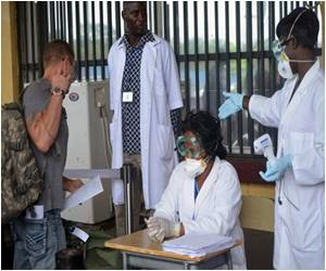 International Airport in Liberia on the Edge Due to Ebola