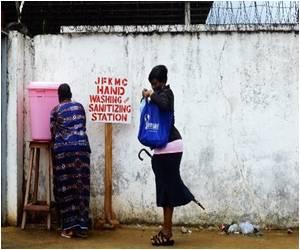 Nurses Go on Strike in Ebola-Hit Liberia Demanding Better Pay and Equipment