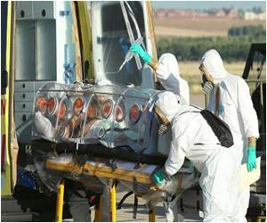 Spanish Charity Confirms Third Staff Member Has Died of Ebola Infection