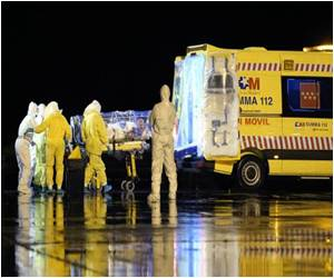 Ebola Contracted Outside Africa for the First Time