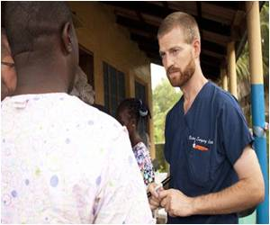 Ebola in US Doctor Takes 'Slight Turn For Worse'