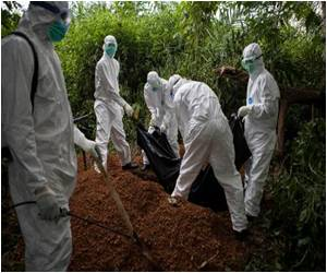 Unsafe Burials Increase in Ebola-Hit Countries