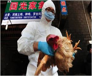 WHO: Impossible to Predict Outcome in China's Bird Flu Outbreak