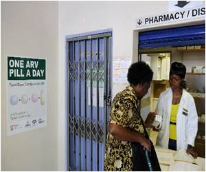 Anti-retroviral Drugs Keep HIV Infection at Bay