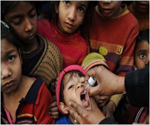 Over 17 Crore Kids Administered Polio Drops Across India