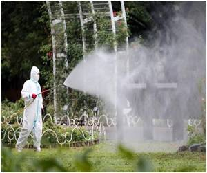Park Closed in Tokyo Following Detection of Dengue Mosquitoes