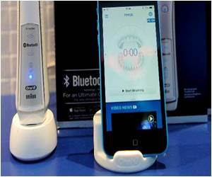 Smart Toothbrush Improves Your Dental Hygiene